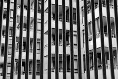 De gevangenissen van Urbans Royalty-vrije Stock Afbeeldingen