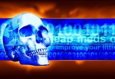 De gevaren van Internet Royalty-vrije Stock Afbeelding