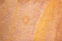 De gevormde achtergrond van de zandsteentextuur Royalty-vrije Stock Afbeeldingen
