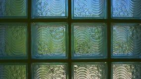 De geweven achtergrond van het glas Stock Afbeelding