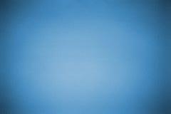 De geweven blauwe achtergrond van de stof Royalty-vrije Stock Foto