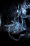 De geweven Rook, vat zwarte samen Stock Afbeeldingen