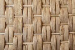 Van het Achtergrond weefsel van de mand Textuur. stock foto's