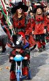 De gezichten van Carnaval royalty-vrije stock foto's