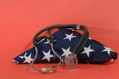 De gezondheid van Amerika Stock Foto's