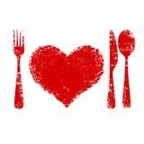 De gezondheid van het hart Stock Afbeeldingen
