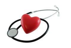 De Gezondheid van het hart Stock Afbeelding
