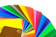 De Gids van de kleur Stock Afbeeldingen