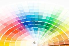 De gids van de kleur. royalty-vrije stock foto's