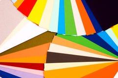 De gids van de kleur Royalty-vrije Stock Foto's