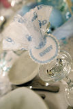 De gift van de baby royalty-vrije stock foto