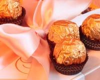 De Gift van de Dag van valentijnskaarten of van Moeders - de Foto van de Voorraad Stock Foto's