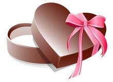 De Gift van de valentijnskaart Vector Illustratie