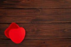 De gift van de valentijnskaartendag Stock Afbeeldingen