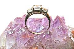 De gift van juwelen Royalty-vrije Stock Foto