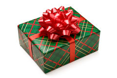 De gift van Kerstmis stock fotografie