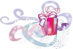 De Gift van Kerstmis Royalty-vrije Illustratie