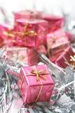 De gift van Kerstmis Stock Afbeelding