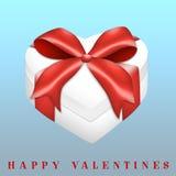 De Gift van valentijnskaarten Stock Illustratie