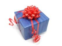 De giftdoos van Kerstmis Royalty-vrije Stock Foto