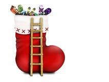 De giften van Christmass vector illustratie