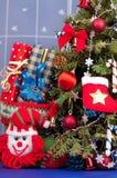 De giften van Kerstmis Royalty-vrije Stock Afbeelding