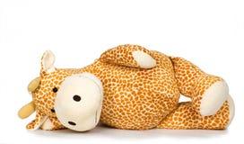De giraf van het stuk speelgoed stock fotografie