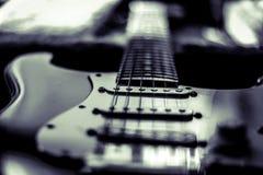 De gitaar Stock Fotografie