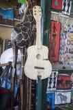 De gitaar Royalty-vrije Stock Foto's
