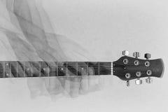 De gitaar van het spel Stock Afbeelding