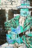 De gitaarspeler van de straatkunst Royalty-vrije Stock Afbeelding