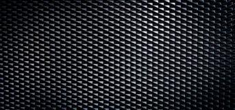 De glanzende abstracte achtergrond van het driehoekspatroon, zwarte kleur Stock Fotografie