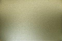 De glanzende gouden achtergrond van de folietextuur Royalty-vrije Stock Afbeeldingen