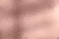 De glanzende roze achtergrond van de bladfolie Stock Foto's