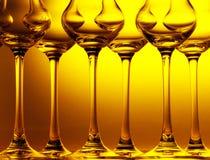 De glazen van de cocktail Royalty-vrije Stock Afbeeldingen
