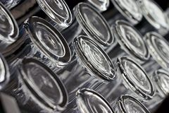 De Glazen van de pint Royalty-vrije Stock Fotografie