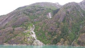 De Gletsjer Nationaal Park van zuidoostenalaska Royalty-vrije Stock Fotografie