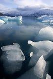 De gletsjer Noorwegen van Jostedalsbreen Stock Afbeelding