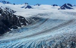 De Gletsjer van de uitgang Royalty-vrije Stock Afbeeldingen