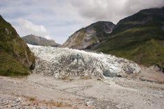 De Gletsjer van de vos Stock Afbeeldingen