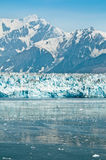 De Gletsjer van Hubbard, Alaska Royalty-vrije Stock Afbeeldingen