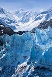 De Gletsjer van Marjorie van de Baai van de gletsjer stock afbeelding