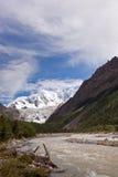 De Gletsjer van Midui Stock Foto's