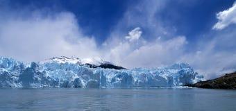 De gletsjer van Moreno van Perito Stock Afbeeldingen