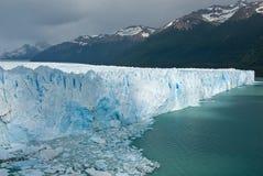 De Gletsjer van Moreno van Perito Stock Foto's