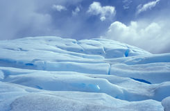 De gletsjer van Moreno van Perito Royalty-vrije Stock Afbeeldingen