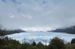 De gletsjer van Moreno van Perito in Argentinië 3d zeer mooie driedimensionele illustratie, cijfer Royalty-vrije Stock Foto