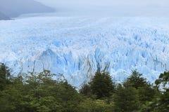 De gletsjer van Moreno van Perito in Argentinië 3d zeer mooie driedimensionele illustratie, cijfer Royalty-vrije Stock Afbeelding