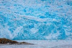 De Gletsjer van Patagonië Royalty-vrije Stock Fotografie