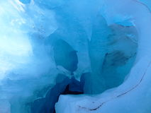 De Gletsjer van Svartisen Royalty-vrije Stock Foto